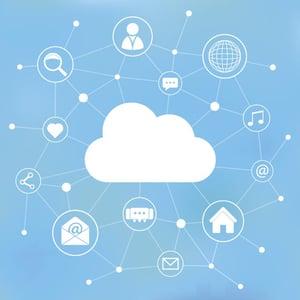 nube de datos