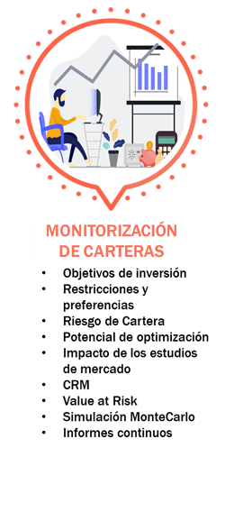 monitorizacion carteras
