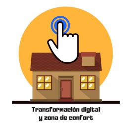 transformación digital y zona de confort