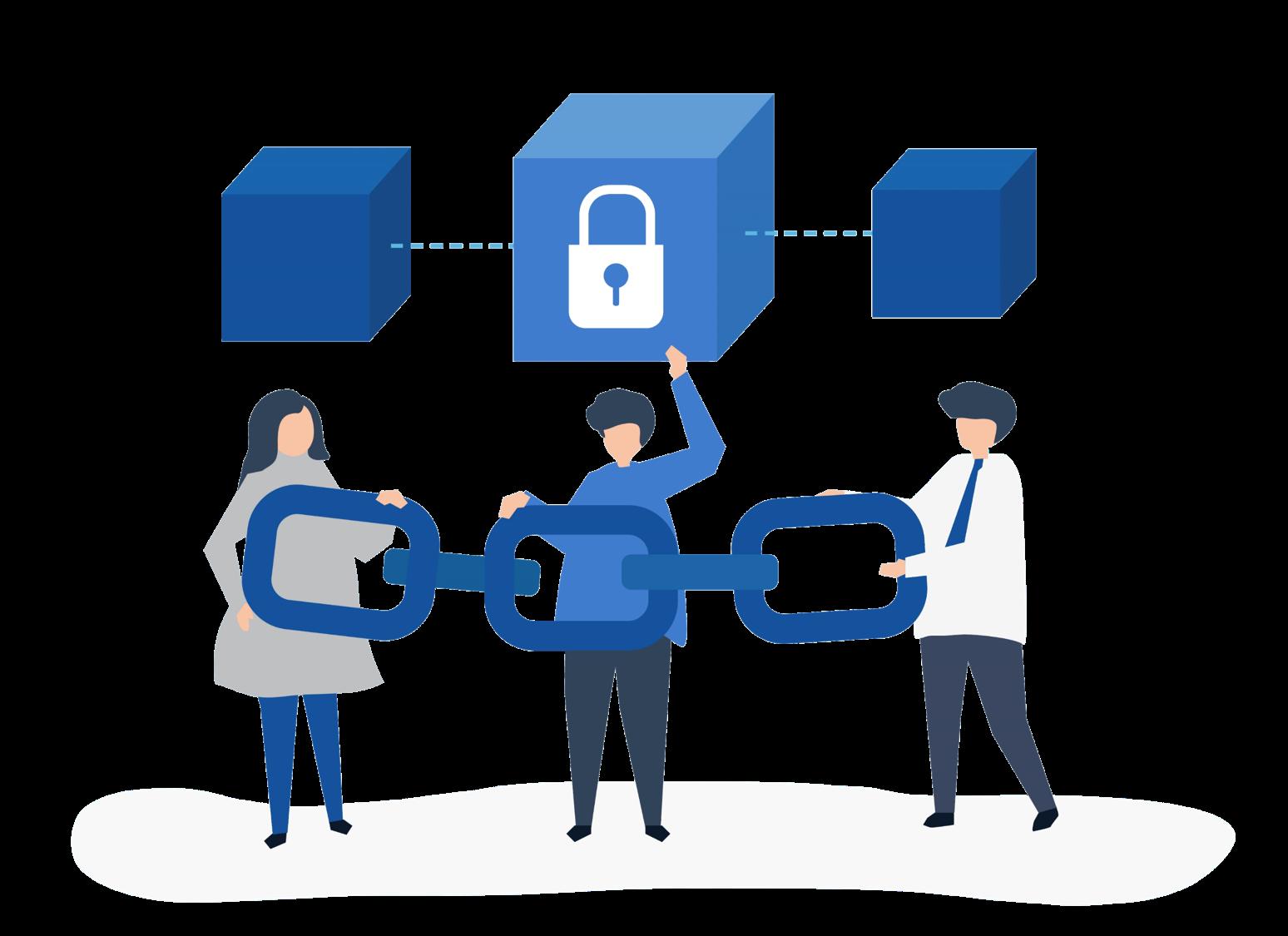 Proyecto BchainProcess: Plataforma distribuida de compartición de información basada en la tecnología Blockchain